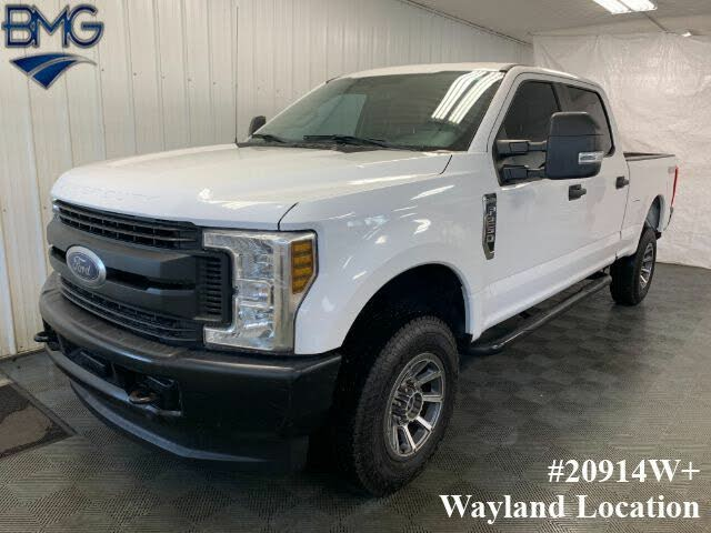 2018 Ford F-250 Super Duty XL Crew Cab LB 4WD