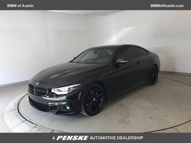 2020 BMW 4 Series 440i Coupe RWD
