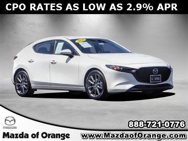 2020 Mazda MAZDA3 Preferred Hatchback FWD