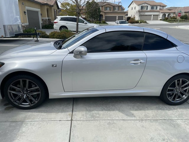 2013 Lexus IS 350C Convertible RWD