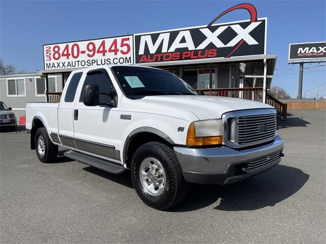 1999 Ford F-250 Super Duty Lariat Extended Cab SB