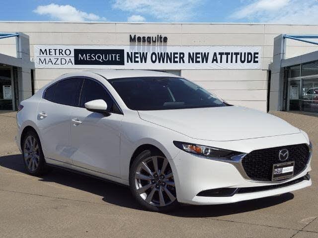 2019 Mazda MAZDA3 Preferred Sedan AWD