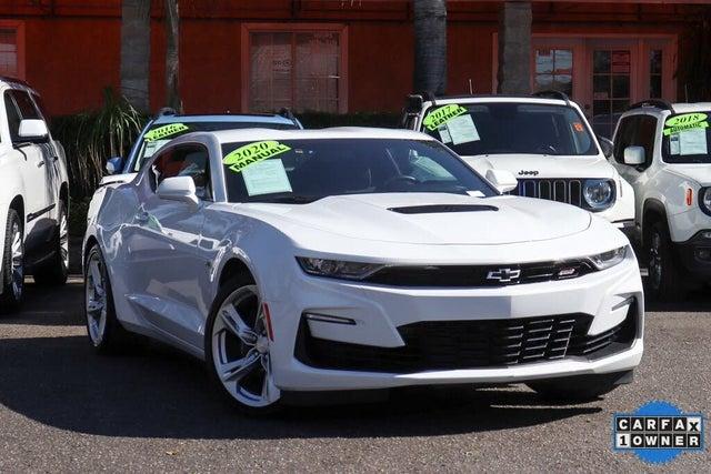 2020 Chevrolet Camaro 1SS Coupe RWD