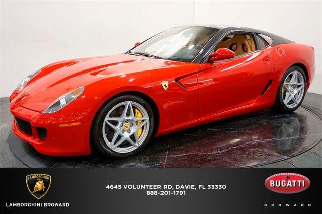 2009 Ferrari 599 GTB Fiorano RWD