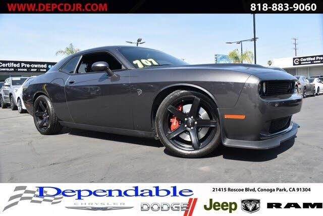 dodge challenger for sale california Dodge Challenger SRT Hellcat RWD for Sale in Los Angeles, CA