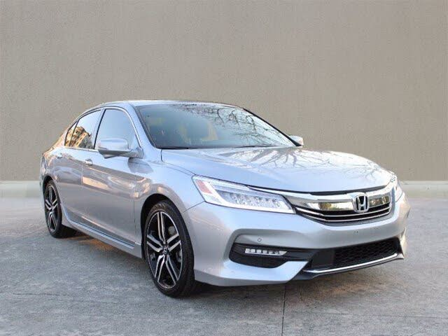 2017 Honda Accord V6 Touring FWD