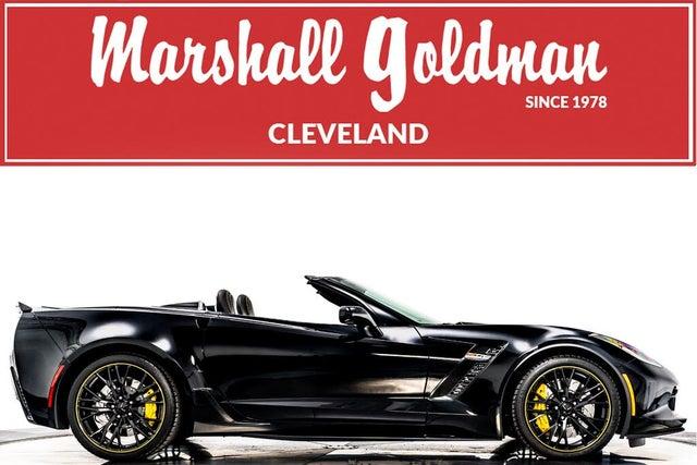 2018 Chevrolet Corvette Z06 3LZ Convertible RWD