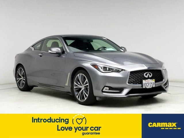 2018 INFINITI Q60 2.0t Pure Coupe RWD