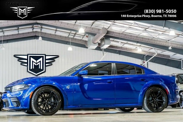 2020 Dodge Charger SRT Hellcat Widebody RWD