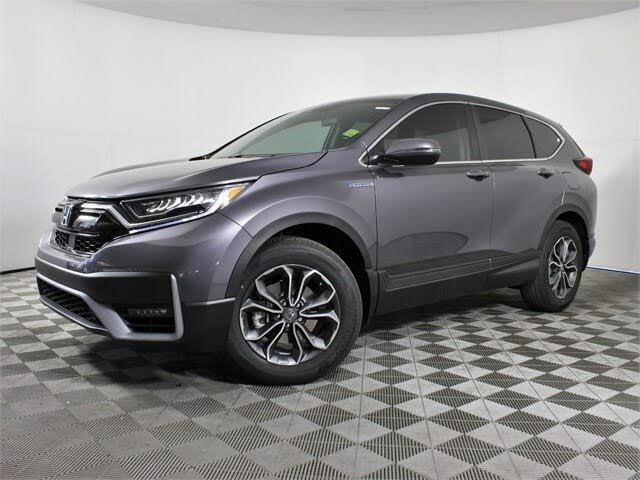 2021 Honda CR-V Hybrid EX AWD