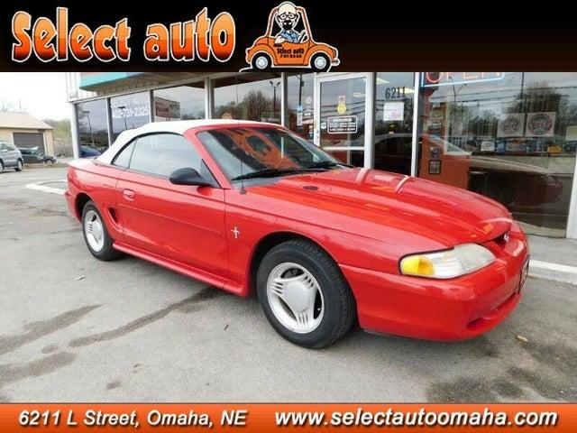 1995 Ford Mustang Convertible RWD