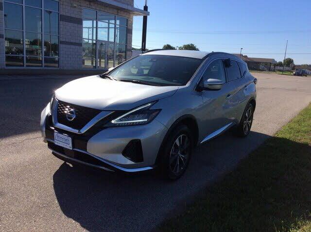 2020 Nissan Murano SV FWD