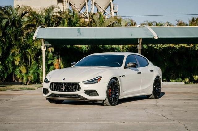 2019 Maserati Ghibli S GranSport 3.0L RWD