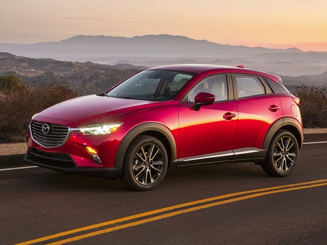 2017 Mazda CX-3 Touring AWD
