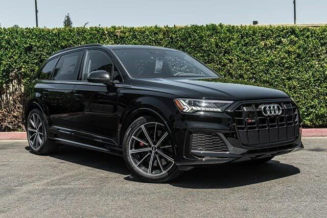 2020 Audi SQ7 4.0T quattro Premium Plus AWD