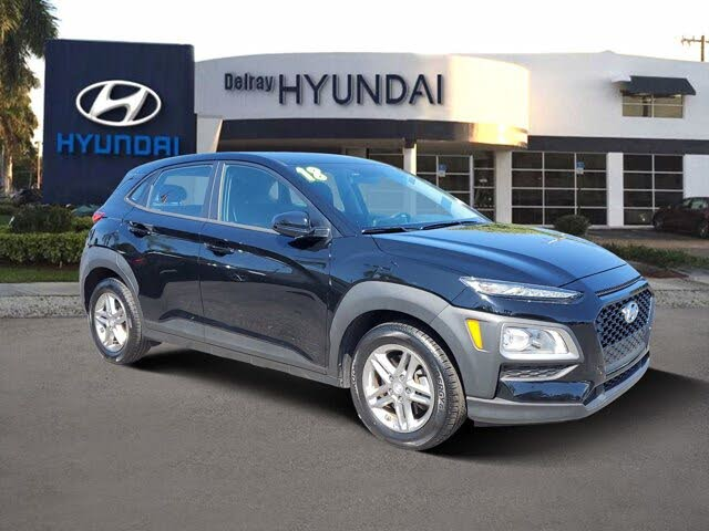 2018 Hyundai Kona SE AWD