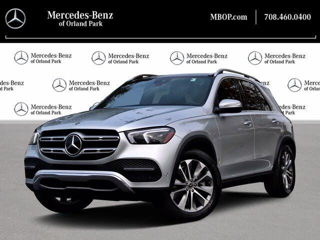 2021 Mercedes-Benz GLE-Class GLE 450 4MATIC AWD