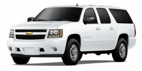 2011 Chevrolet Suburban 1500 LT RWD