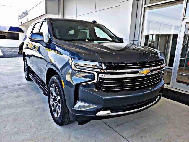 2021 Chevrolet Tahoe LT 4WD