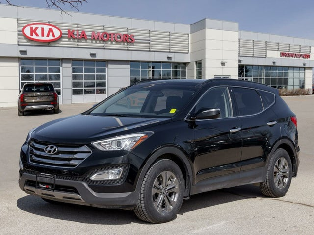 2014 Hyundai Santa Fe Sport 2.4L Luxury AWD