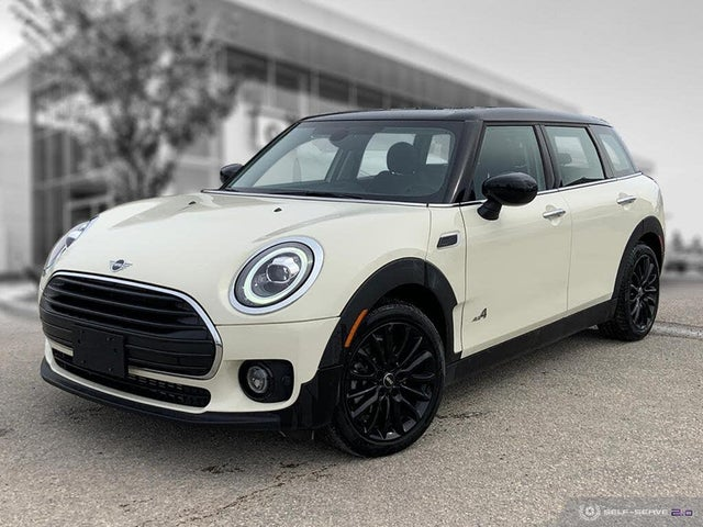 2020 MINI Cooper Clubman S ALL4 AWD
