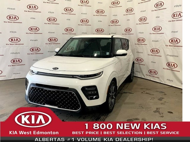 2020 Kia Soul Ex Limited FWD