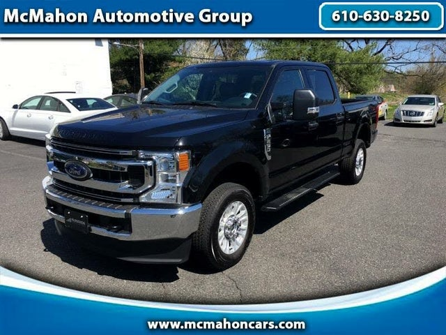 2020 Ford F-250 Super Duty XLT Crew Cab 4WD