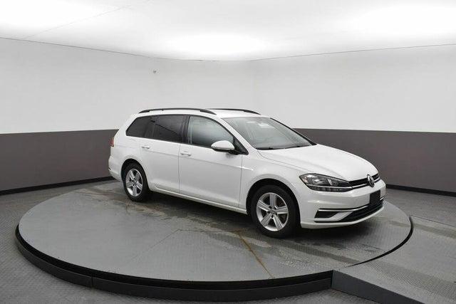 2019 Volkswagen Golf SportWagen 1.8T Comfortline 4Motion AWD