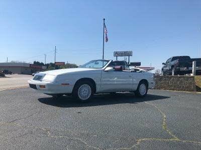1989 Chrysler Le Baron GT Turbo Convertible