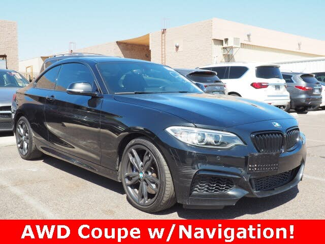 2016 BMW 2 Series M235i xDrive Coupe AWD