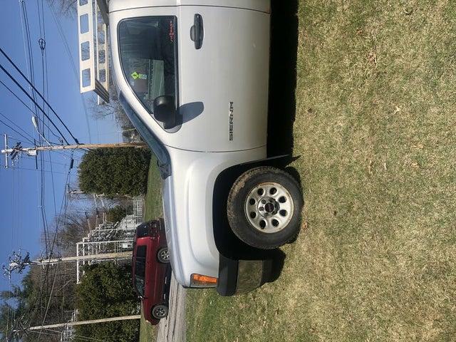 2012 GMC Sierra 1500 Work Truck