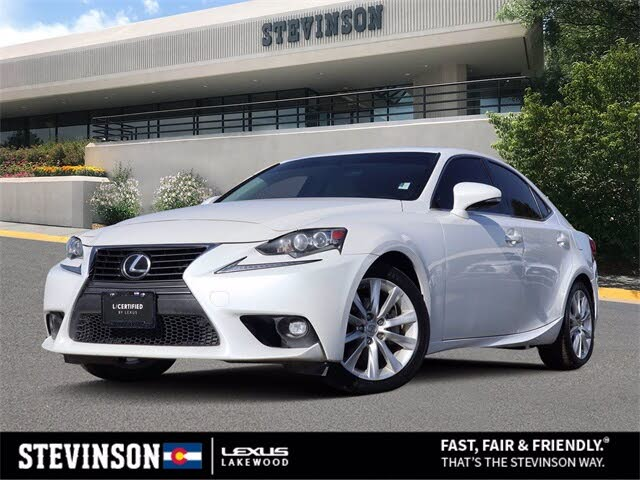 2015 Lexus IS 250 Crafted Line AWD