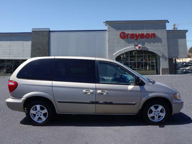 2006 Dodge Caravan SXT FWD