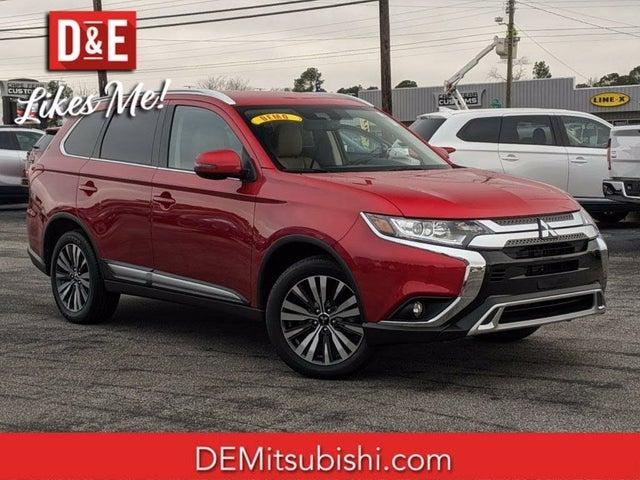 2020 Mitsubishi Outlander SEL FWD