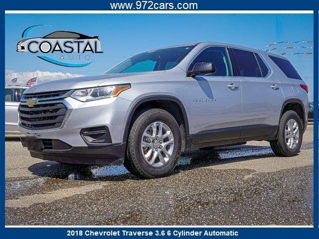 2018 Chevrolet Traverse LS Fleet FWD