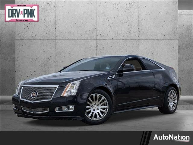 2014 Cadillac CTS Coupe 3.6L Premium RWD