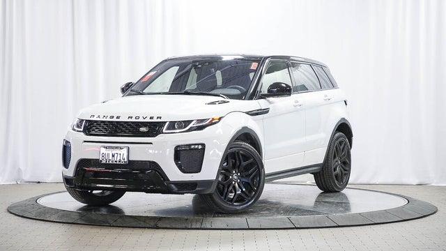 2017 Land Rover Range Rover Evoque HSE Dynamic