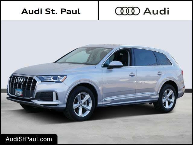 2020 Audi Q7 2.0T quattro Premium AWD
