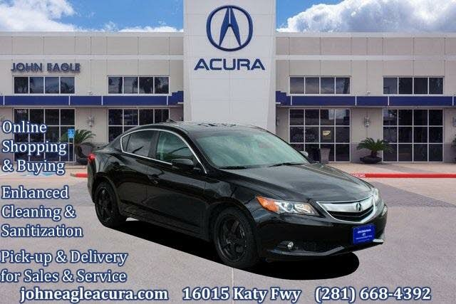 2014 Acura ILX 2.4L FWD with Premium Package