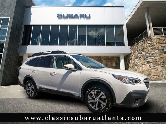 2020 Subaru Outback Limited XT AWD
