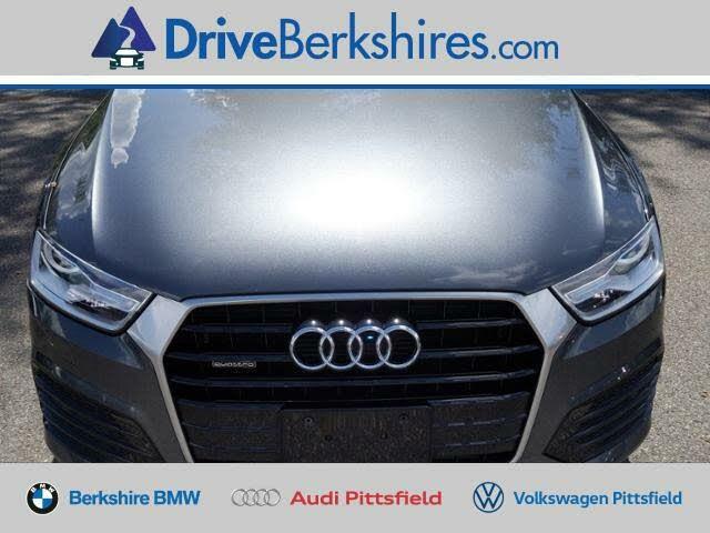 2018 Audi Q3 2.0T quattro Premium AWD