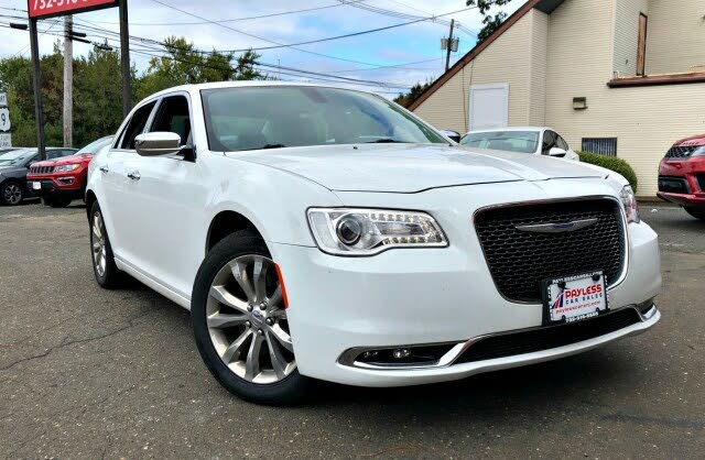2019 Chrysler 300 Limited AWD