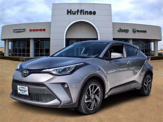 2020 Toyota C-HR Limited FWD