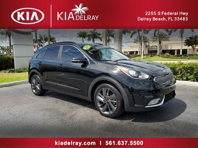 2017 Kia Niro Touring Launch Edition
