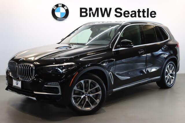 2021 BMW X5 xDrive45e AWD