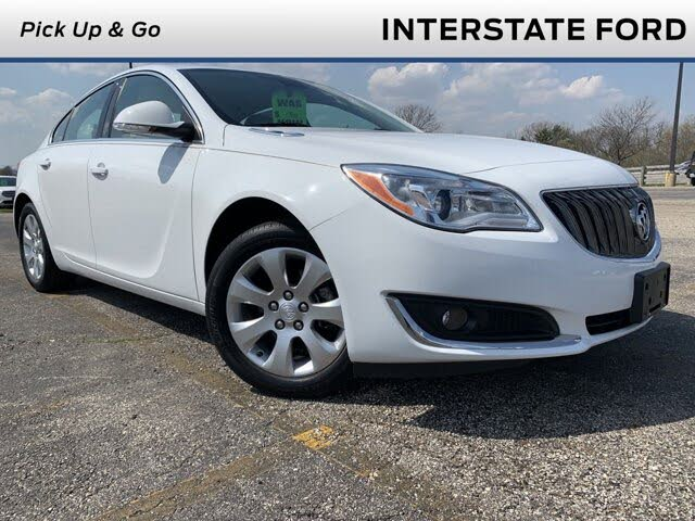 2015 Buick Regal Premium I Sedan FWD