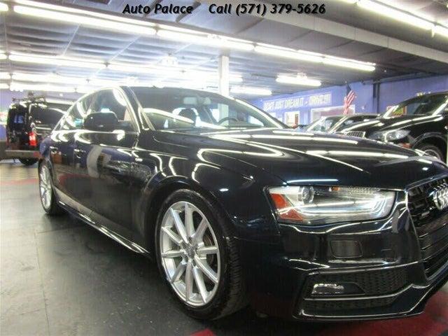 2014 Audi A4 2.0T quattro Premium Plus AWD