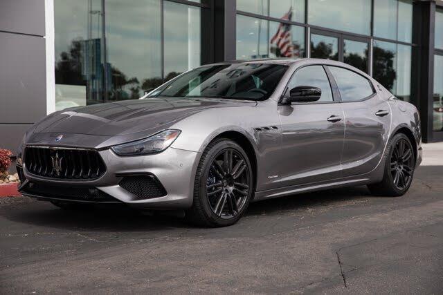 2020 Maserati Ghibli GranSport 3.0L RWD