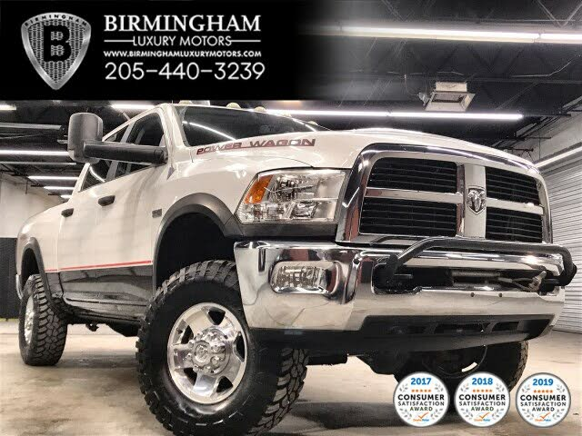 2012 RAM 2500 Powerwagon Crew Cab 4WD
