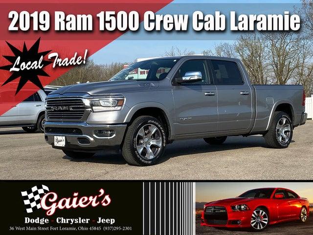2019 RAM 1500 Laramie Crew Cab LB 4WD